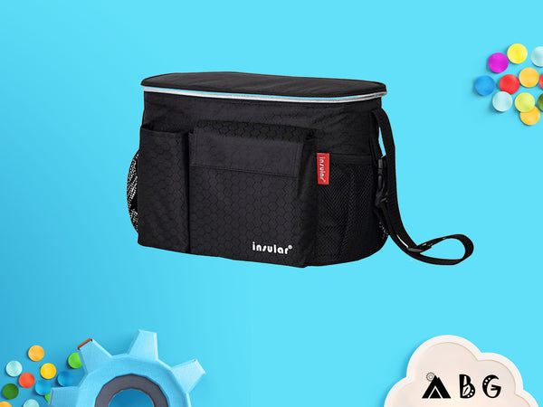 Multifunctional Thermal Stroller Bag - Adventure Baby Gear