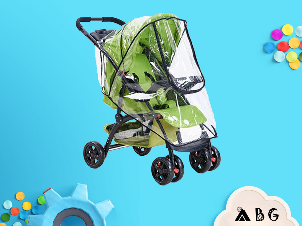 All Weather Stroller Cover - Adventure Baby Gear