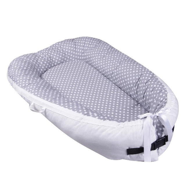 Plush Travel Cot - Adventure Baby Gear
