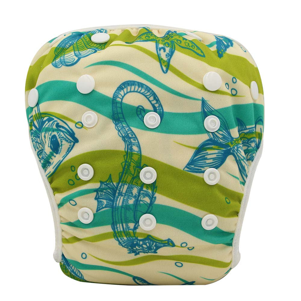 Adjustable Waterproof Diaper Cover - Adventure Baby Gear