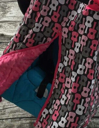 Car Seat Canopy - Adventure Baby Gear