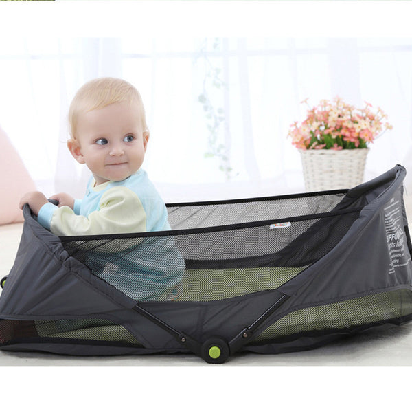 Portable Baby Pop-Up Bed - Adventure Baby Gear