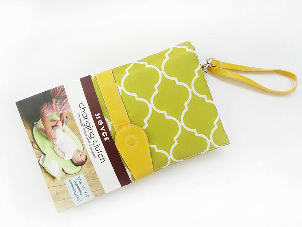 Change Mat with Wipe Holder - Adventure Baby Gear