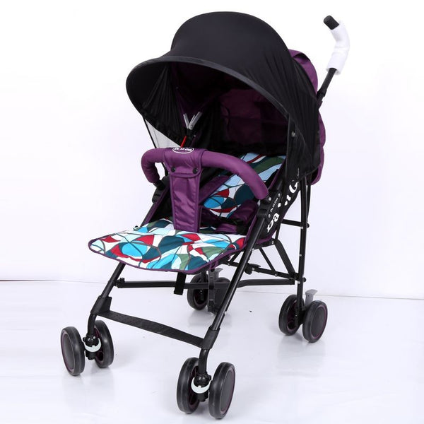 Extended Univeral Stroller Sunshade - Adventure Baby Gear