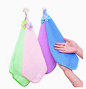 Plush Animal Hand Towel - Adventure Baby Gear