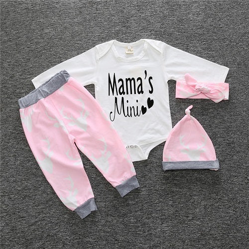 Mama`s Mini (&others!) 3 PC Sets - Adventure Baby Gear