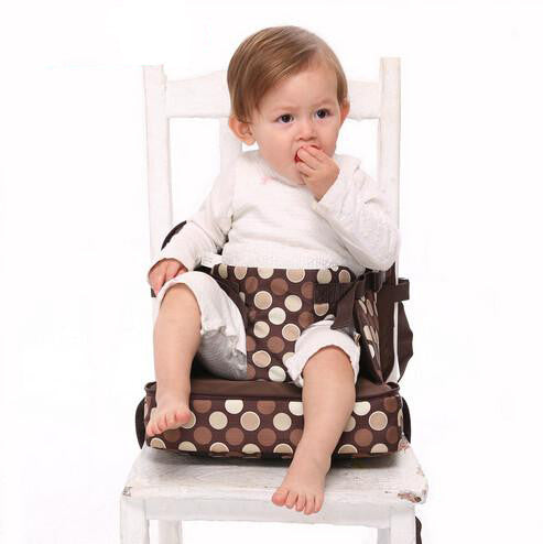 Portable Folding Feeding Chair - Adventure Baby Gear