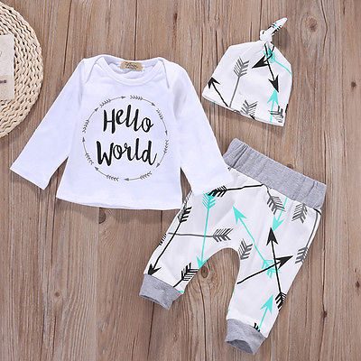 Adventure Arrows Hello World - Adventure Baby Gear