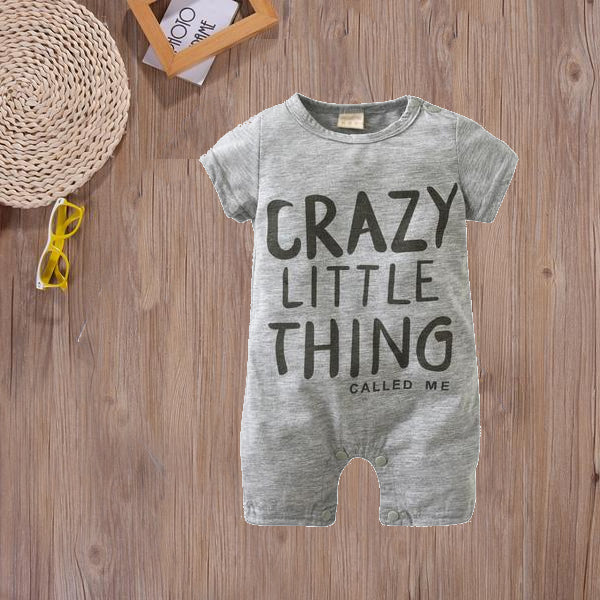 Crazy Little AdventuRomper - Adventure Baby Gear