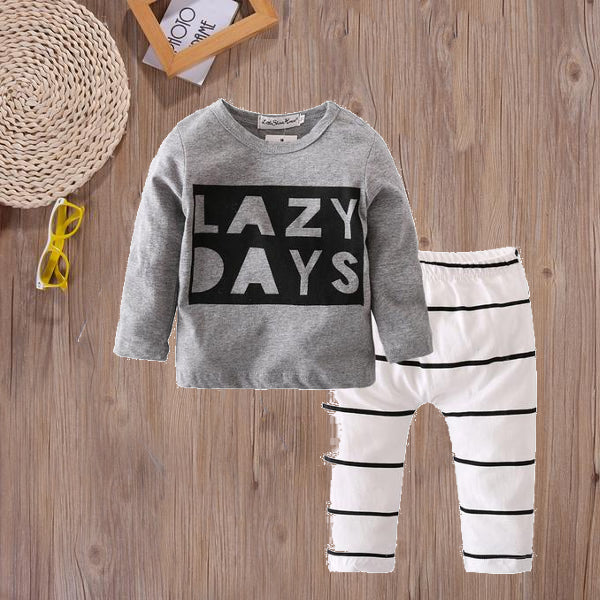 Lazy Days 2 PC Outfit - Adventure Baby Gear
