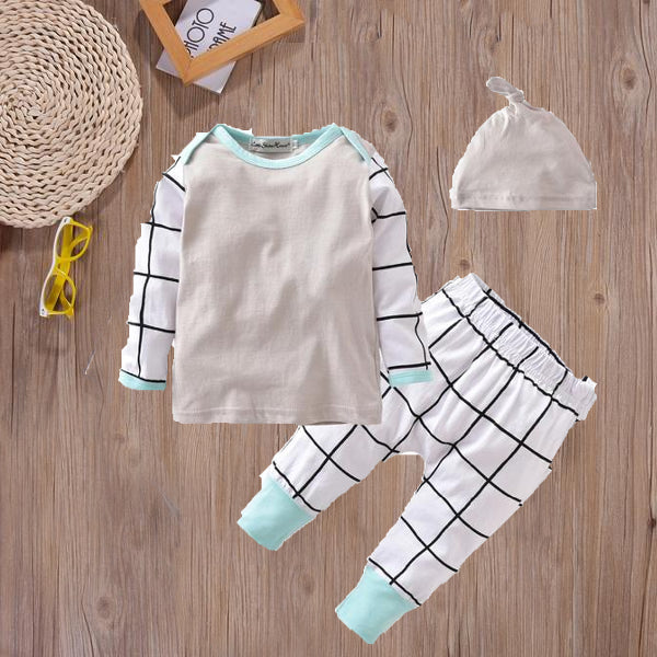 Just Chillin' 3 PC Set - Adventure Baby Gear