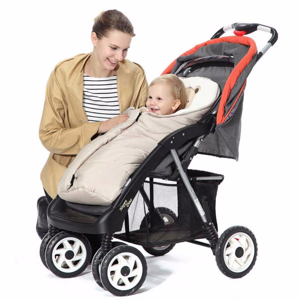 Wind Proof Stroller Baby Sac - Adventure Baby Gear