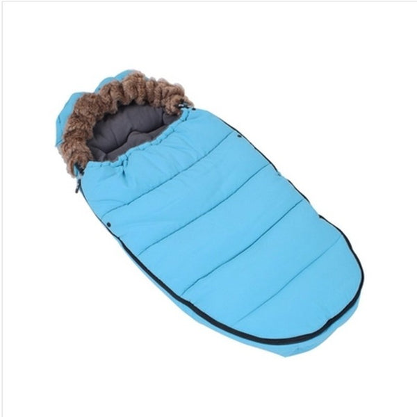 Dense Fleece Envelope Sleeping Bag - Adventure Baby Gear