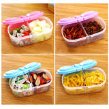 Dual Snack Container - Adventure Baby Gear