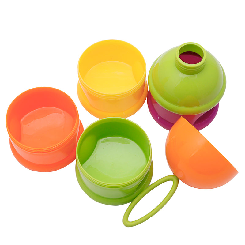 Stackable Snack Container - Adventure Baby Gear