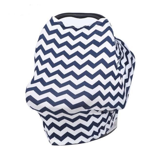 Car Seat & Nursing Cover - Adventure Baby Gear