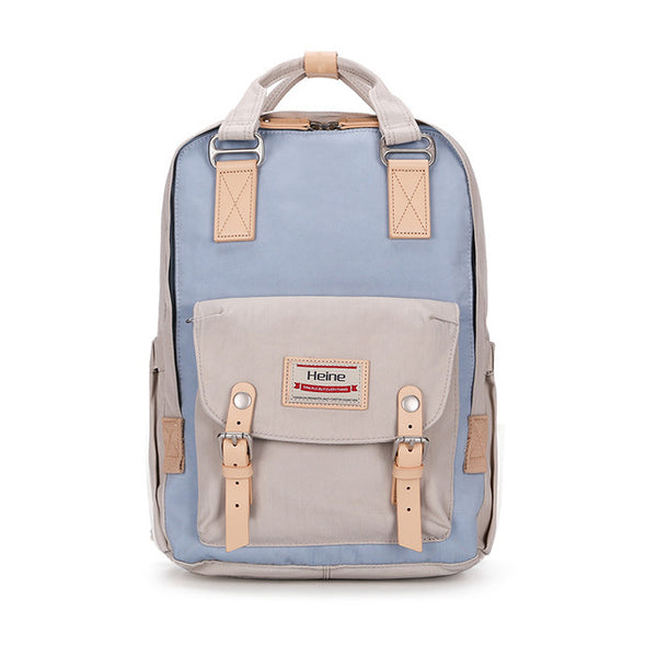 Vintage Laptop Diaper Backpack - Adventure Baby Gear