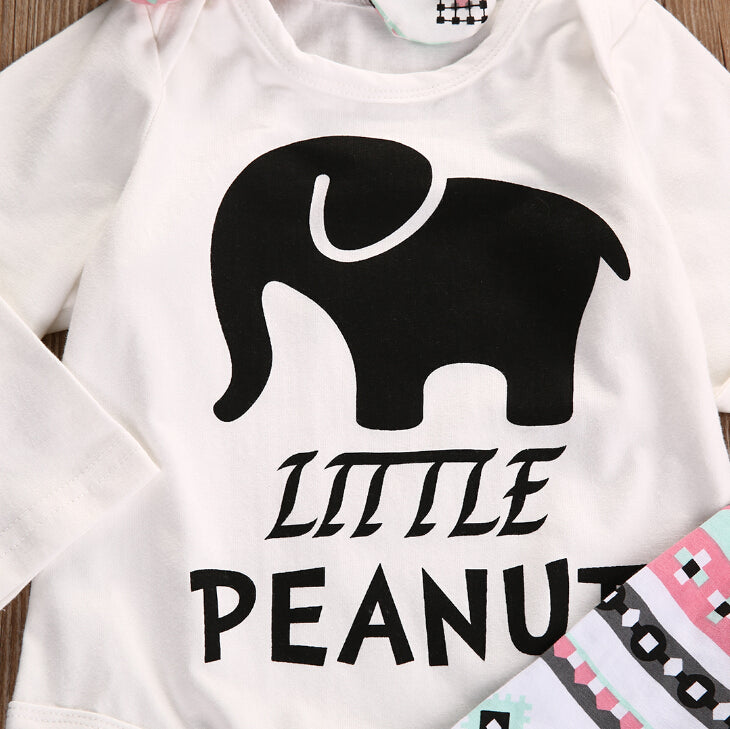 Little Peanut 3 PC Set - Adventure Baby Gear