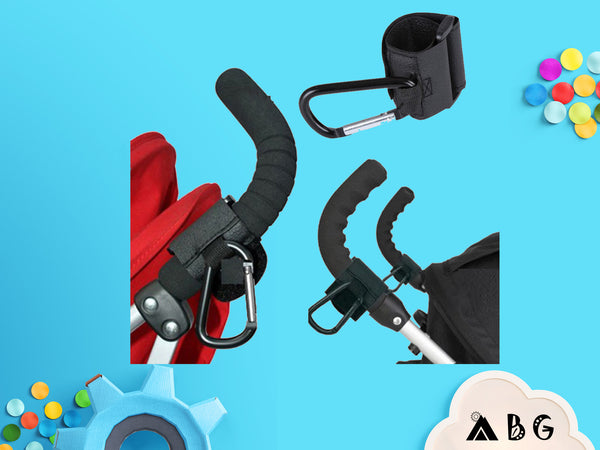Stroller Velcro Hook - Adventure Baby Gear