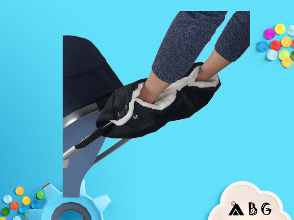 Stroller Hand Warmer - Adventure Baby Gear