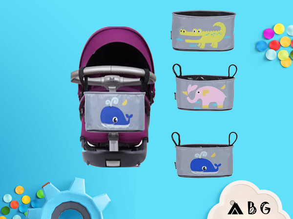 Animal Stroller Caddy - Adventure Baby Gear