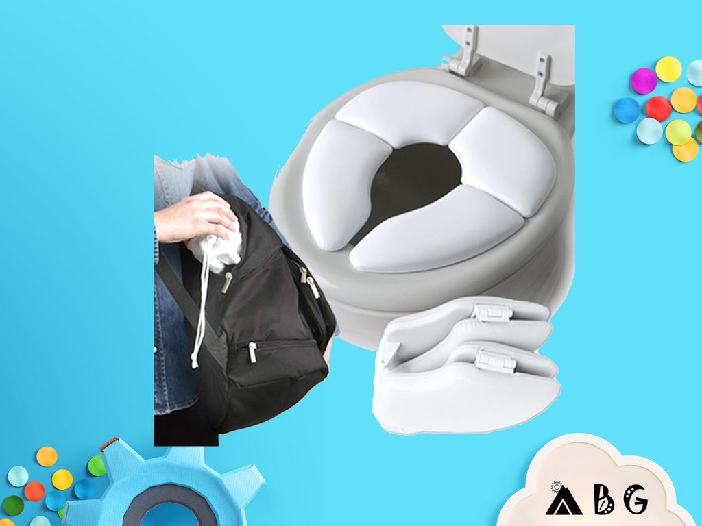 Portable Folding Child Toilet Seat - Adventure Baby Gear
