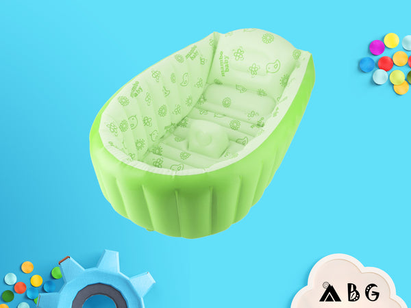 Inflatable Baby Bath Tub - Adventure Baby Gear