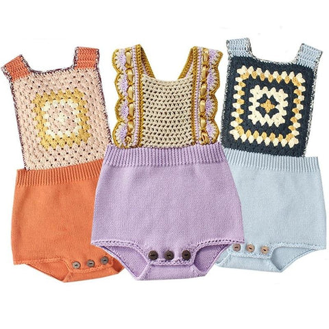 Little Princess Knitted Collection (ASSORTED SYLES)