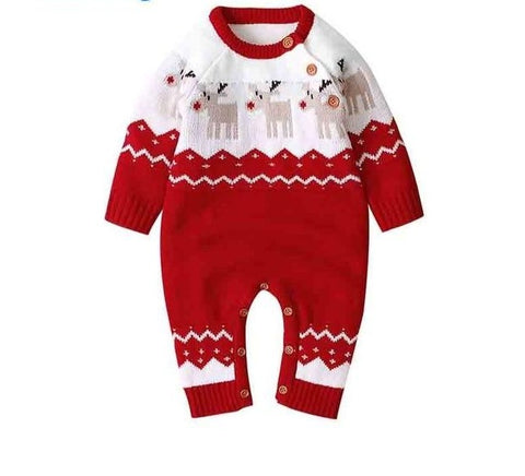 Rudolph Jumpsuit Collection  (ASSORTED STYLES)