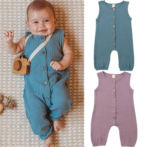 Isla Jumpsuit (ASSORTED COLORS)