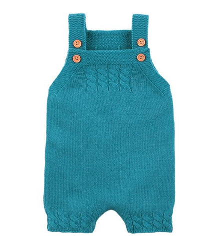 Erin Knitted Newborn Jumpsuits (Unisex) - (ASSORTED COLORS)