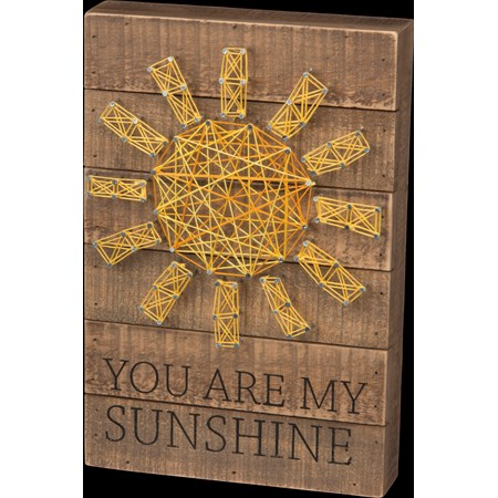 String Art - Sunshine
