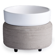 2-in-1 Classic Warmer - Grey Texture