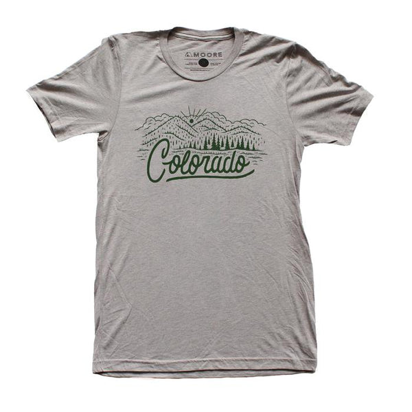 Colorado Tee - Grey