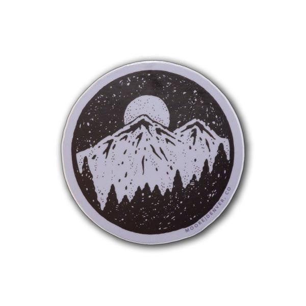 107 Night Sky Sticker