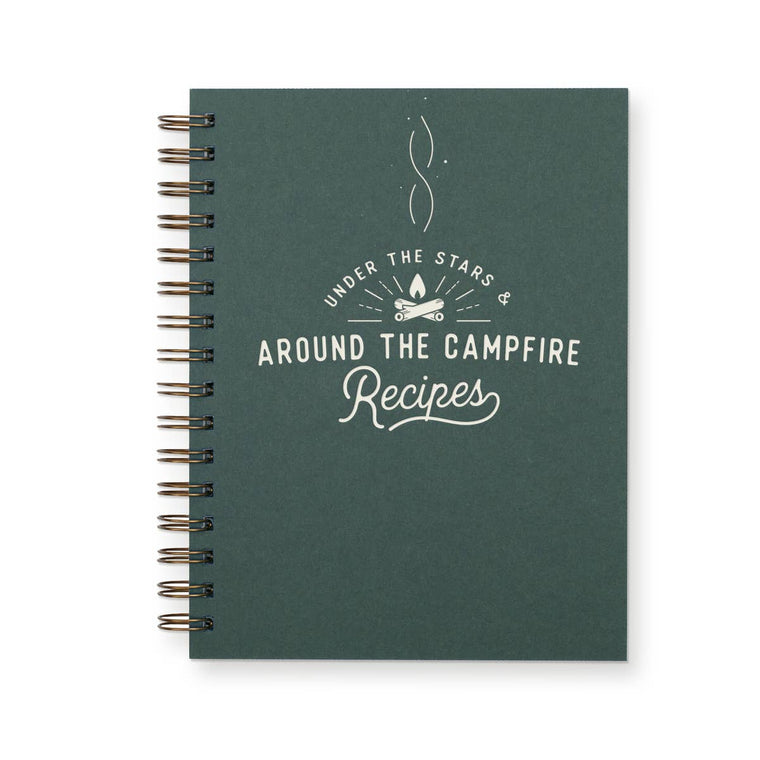 Around the Campfire Recipe Book