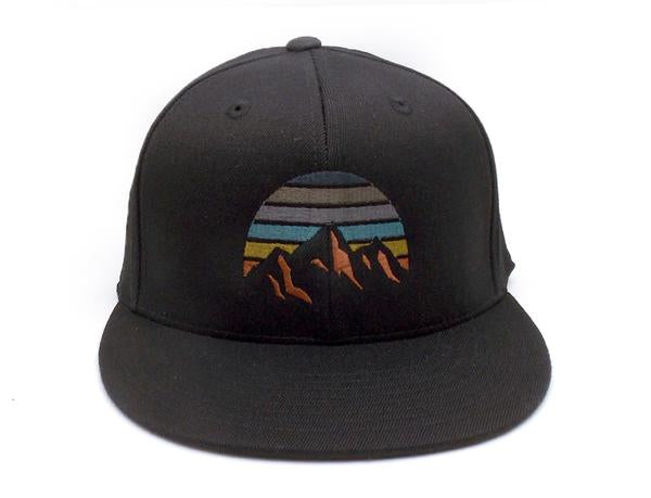 Mountain Sunset Hat