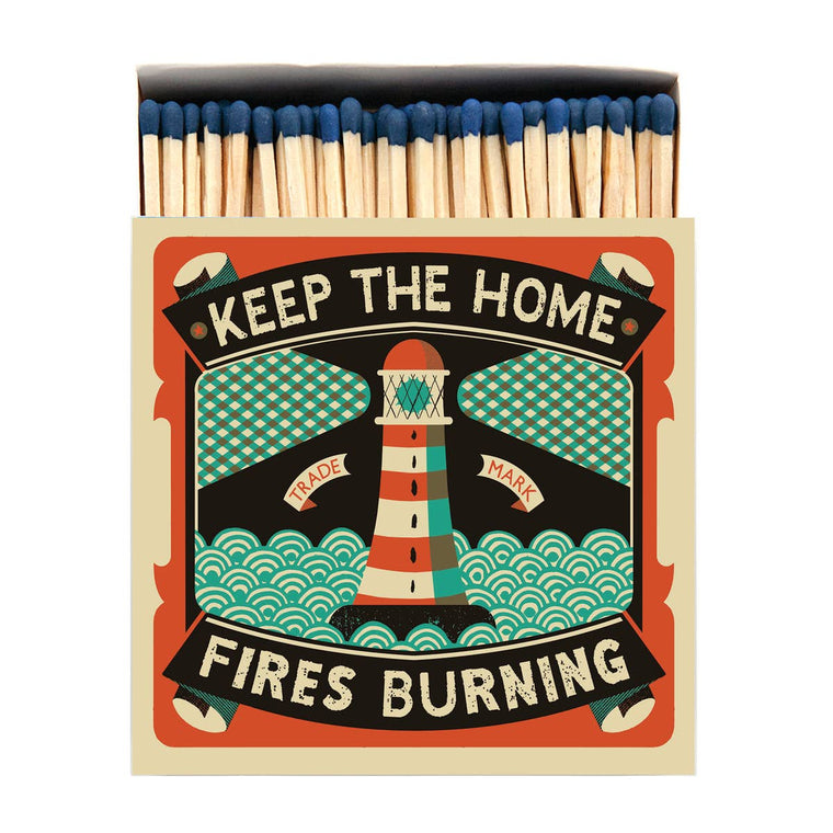 Home Fires Matchbox