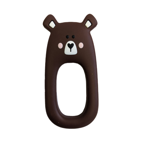 Silicone Teether - Bear
