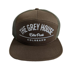 TGH Five Panel Hat