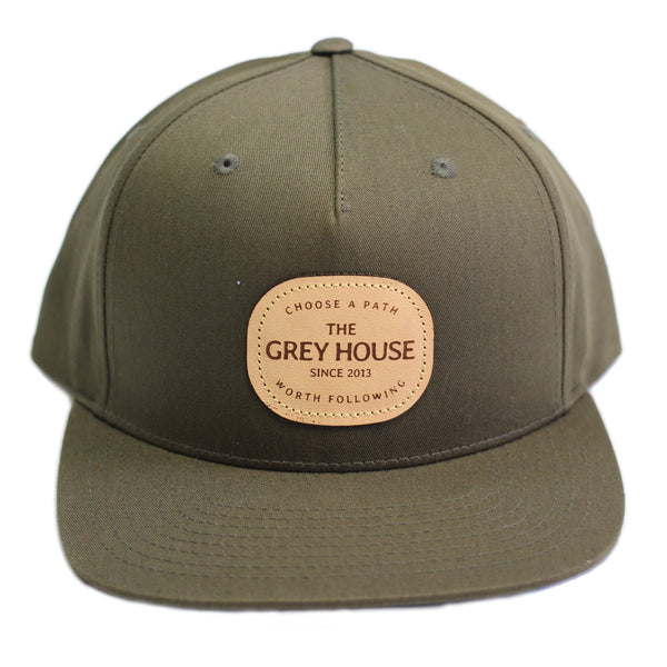 TGH Patch Hat