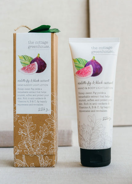 Hand & Body Light Lotion