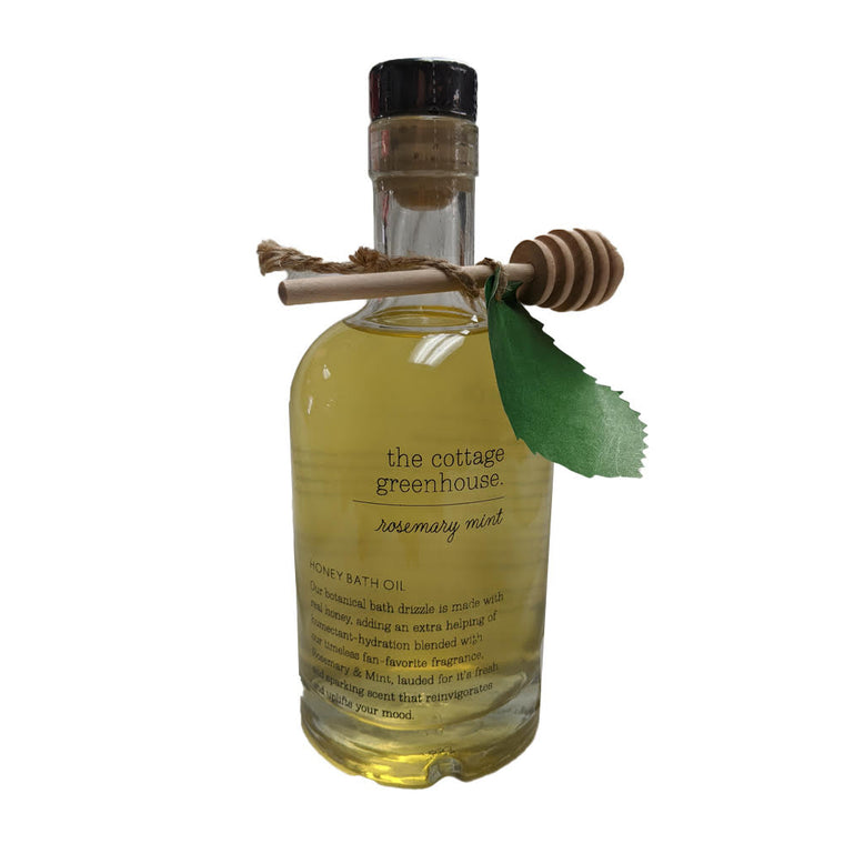 Honey Bath Oil