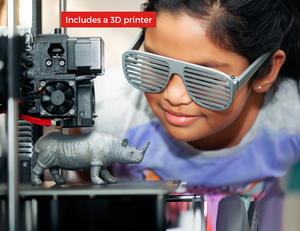 Hands on- PPE Design with 3D Printing (Includes a 3D Printer!)- 6 weeks
