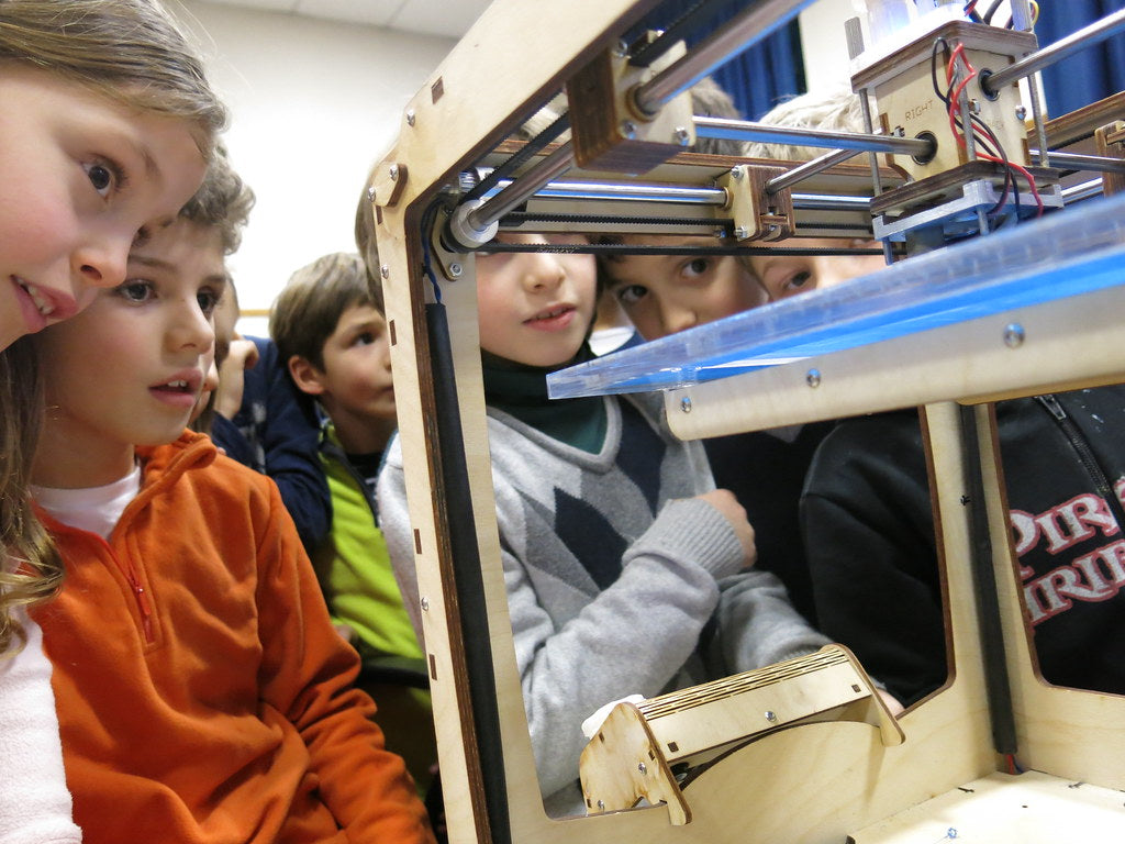 NTA | Intro to 3D Printing After School Grades K—2