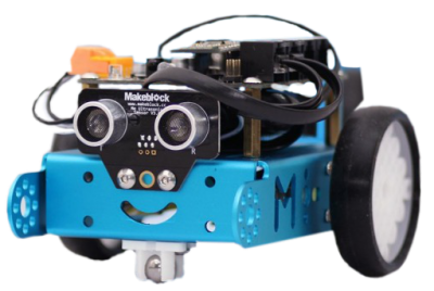 8 mBot Robots for Classrooms