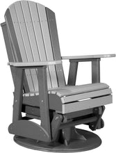 2' Adirondack Swivel Glider Chair