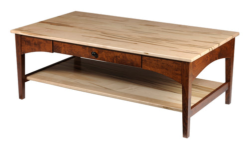Modern Shaker Coffee Table