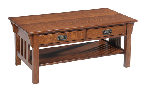 Lexington Mission Coffee Table