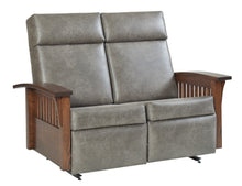 Loveseat Glider/Recliner